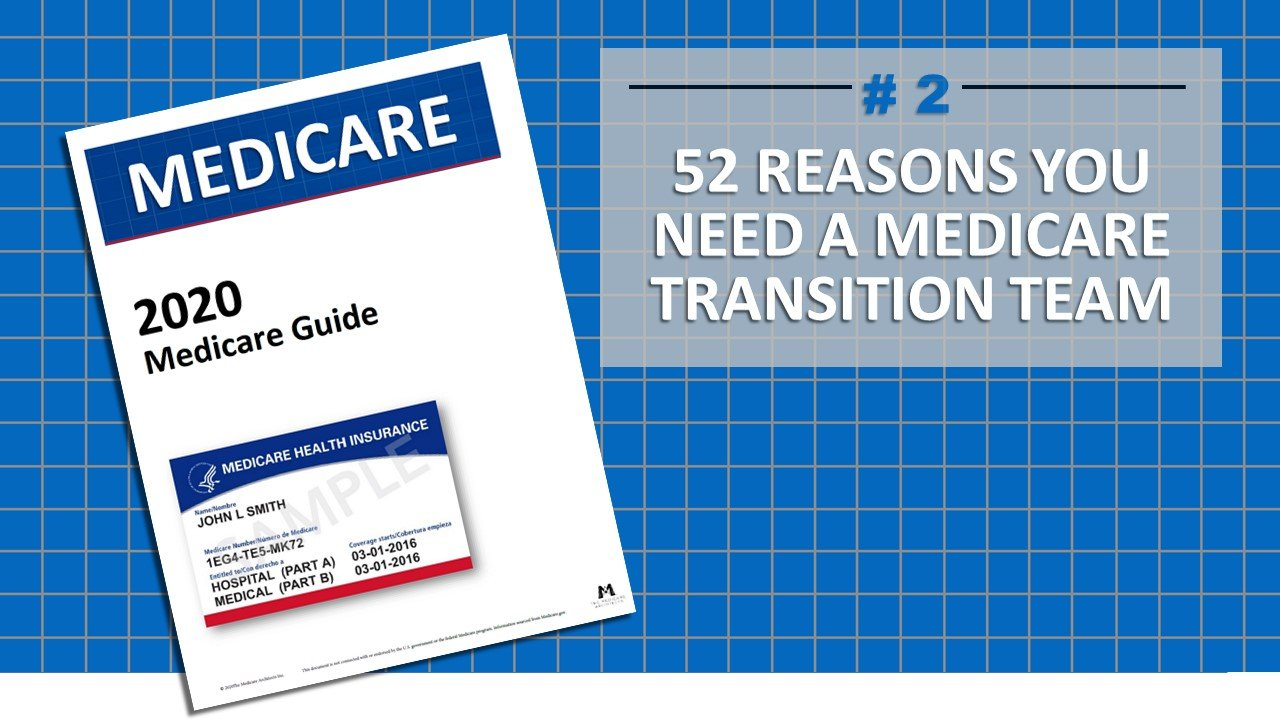 Get Your 2020 Medicare Guide - Medicare Architects