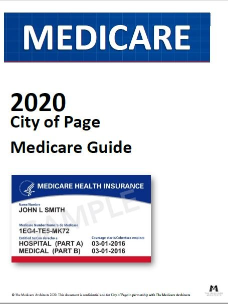City of Page Medicare Guide