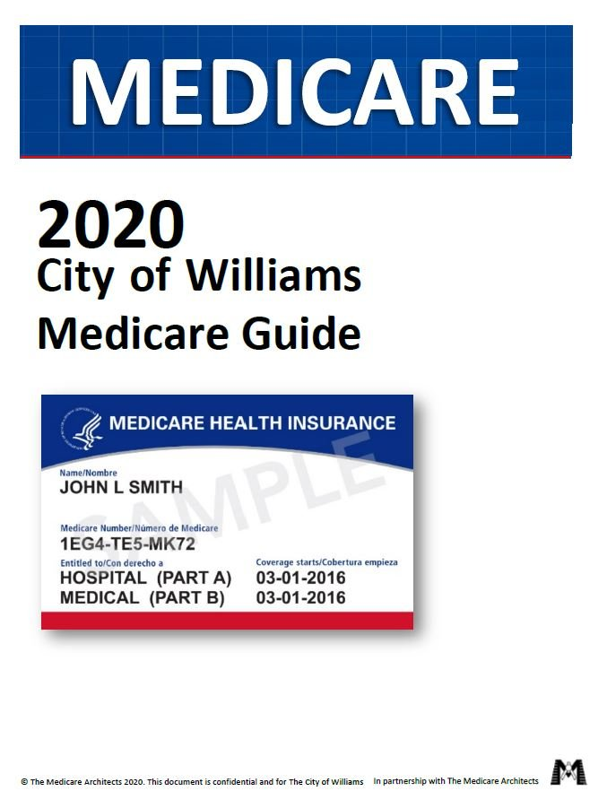 City of Williams Medicare Guide