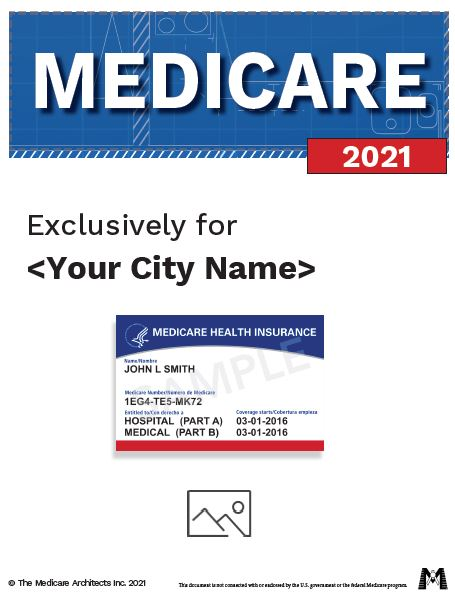 Sample CITY 2021 Medicare GuideImage