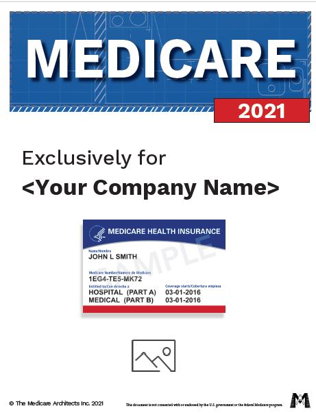 Sample Company 2021 Medicare GuideImage