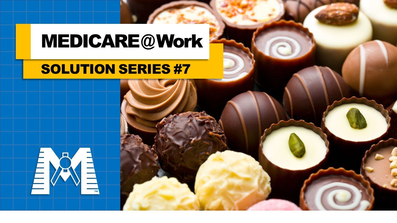 Medicare options are as varied as the choices in a box of chocolates!