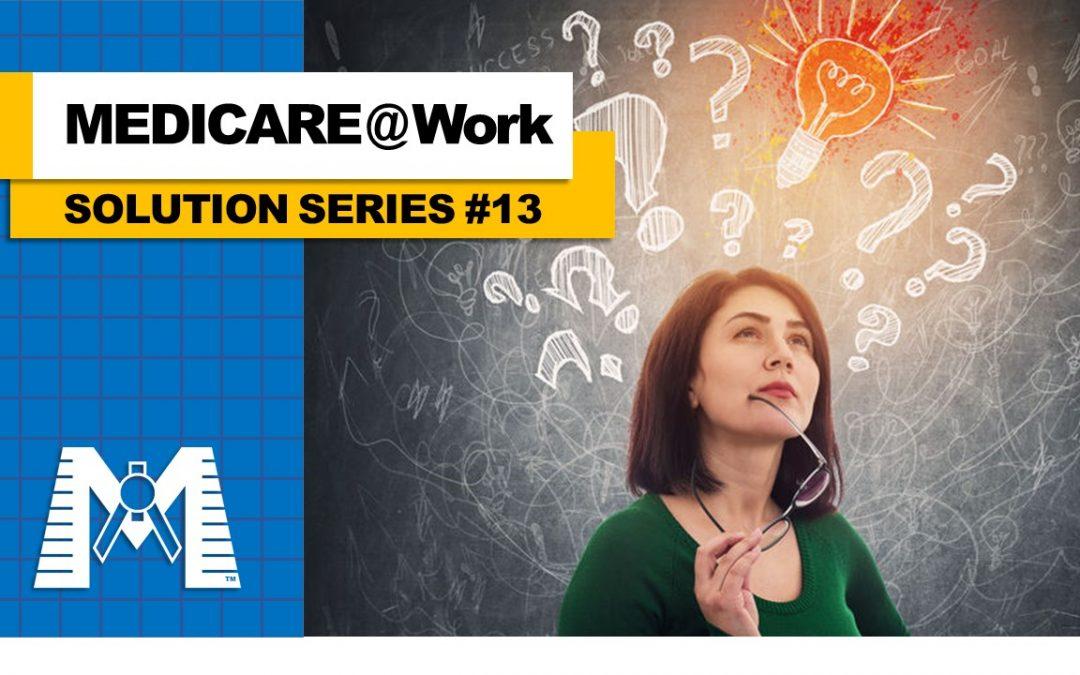 Correct – Short on Medicare Work Credits?