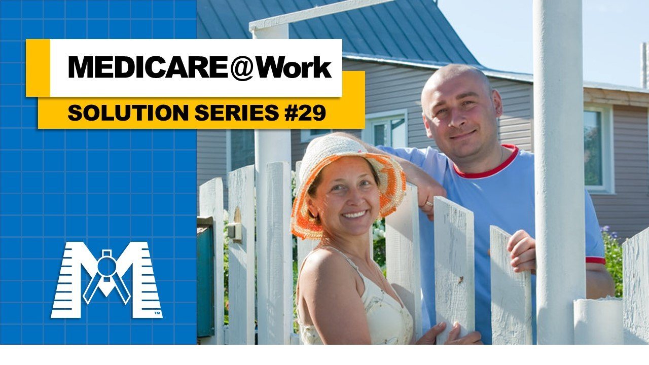 [#29 - 52 Solution Series] - Creditable - Working over Age 65?