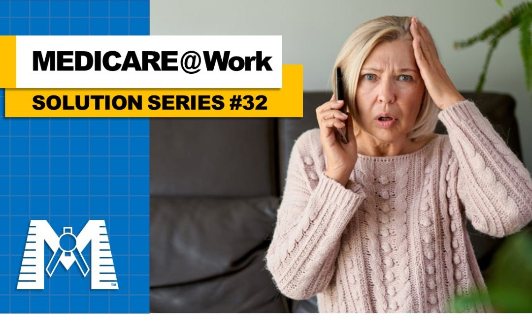 Disconnect – Medicare Scammers